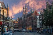 Самолетни билети Амстердам