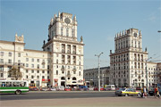 Самолетни билети Минск